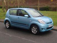 2008 (57 reg) Daihatsu Sirion 1.3 SE Auto 5dr Hatchback Petrol 12 Months MOT - Hpi Clear
