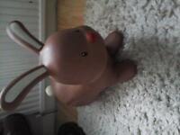 ELC rabbit bouncer / toddler bouncer
