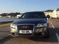 2011 Audi A6 Avant TDI S line, In fantastic condition, F.S.H, full leather.