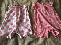 Girls Newborn Clothes Bundle