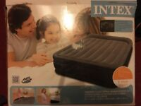 Airbed inflatable bed Double