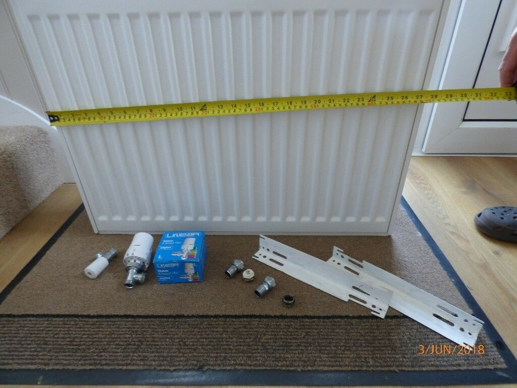 Double Radiator Type 22 (700mm wide x 500mm high) | in Horley ...