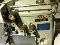 BROTHER MA4-B551 SEWING MACHINE