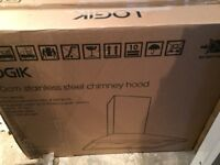 Logik Chimney Cooker Hood New and Unused