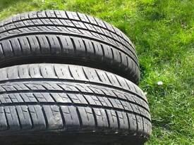 "new tyres /14 "" wheels £15 each ( audi vw seat skoda fitting )"