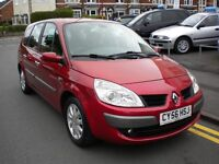 Renault Grand Scenic 2.0 VVT 136 AUTO DYNAMIQUE 7-SEAT 5dr, AUTOMATIC,7 SEATER,HPI CLEAR