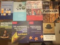 Psychology, Sociology, Politics and Criminology Books
