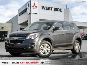 2011 Chevrolet Equinox LS FWD Certified