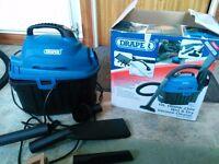 Draper Wet and Dry Vacuum 10L