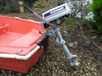 2hp outboard motor
