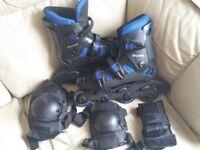 Used skates size 7