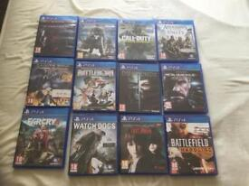 LOOK PS4 GAMES FOR SALE