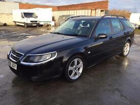 Saab 9-5.. 1.9 TID Estate Auto.. 58 plate..