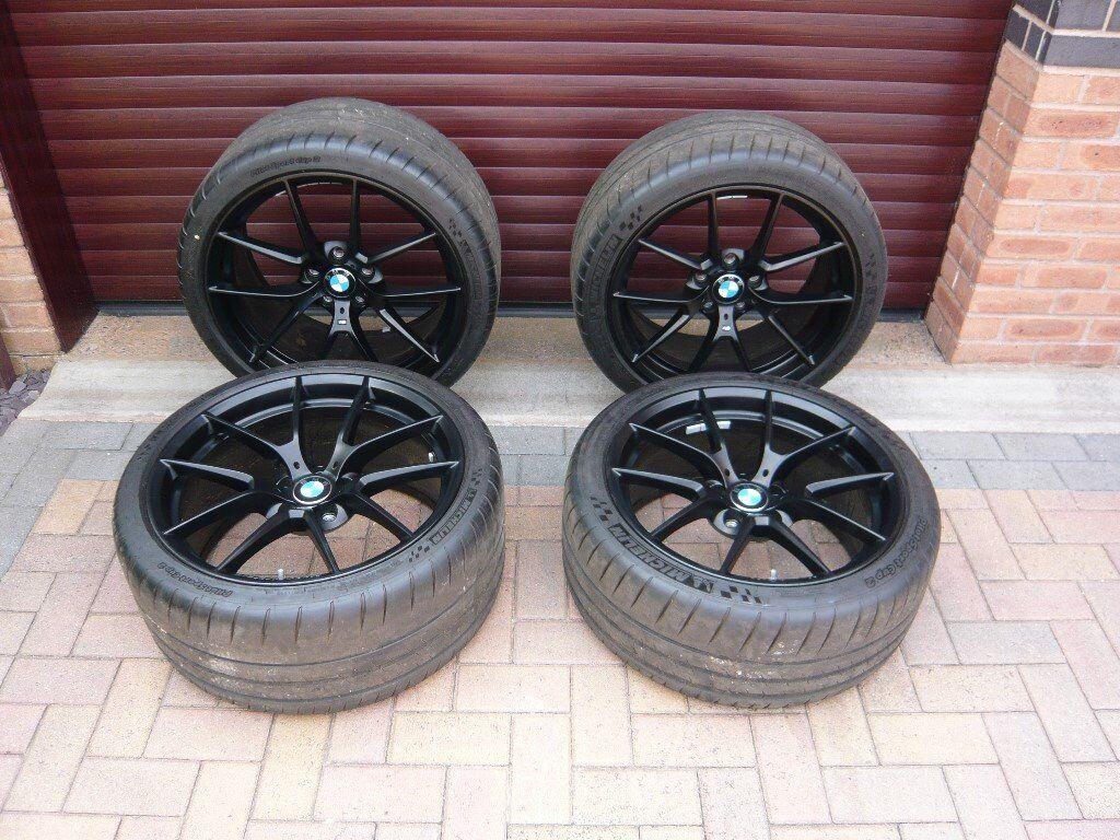 f581c1c95534 BMW 763M Alloy Wheel   Tyre Set