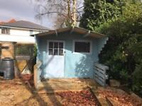 Garden Playhouse / Summer House / Log Cabin / Shed