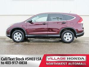 2014 Honda CR-V LX AWD | Local |3 Day Super Sale on Now!