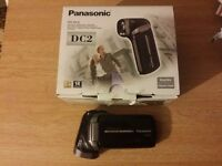 PANASONIC HX-DC2 CAMCORDER SD / SDHC MEMORY CARD HD HIGH DEFINITION DIGITAL