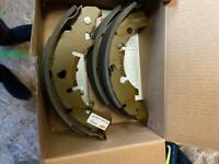 Delphi brake shoes