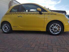 Fiat 500cc 1.4 sport