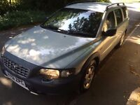 VOLVO XC70 2.4 CROSS COUNTRY AUTOMATIC BARGAIN!!