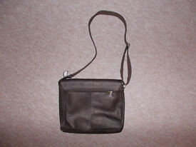 Harold's fine leather bag, as new