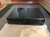 Xbox one with 8 games £140
