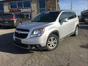 2012 Chevrolet Orlando 2LT RARE SUN ROOF 4 NEW TIRES