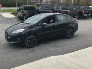 2015 Ford Fiesta SE   ONE OWNER   HEATED SEATS