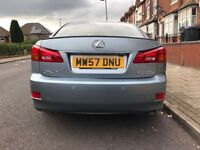 LEXUS is220d, FULL LEXUS SERVICE HISTORY, ALL ROUND CLEAN CAR