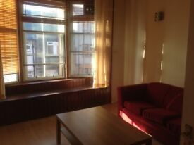 SPACIOUS ONE BEDROOM FIRST FLOOR FLAT IN QUIET STREET IN THE CENTRE OF HAMILTON