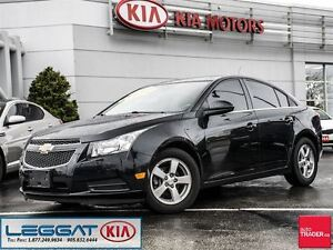 2013 Chevrolet Cruze LT Turbo - One Owner, No Accident, VERY LOW
