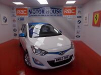 Hyundai i20 ACTIVE(£30.00 ROAD TAX)FREE MOT'S AS LONG AS YOU OWN THE CAR!! (white) 2014