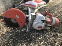 STIHL petrol disc cutter 12' 30cm