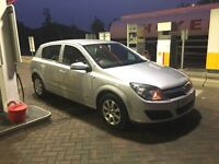 VAUXHALL ASTRA CLUB TWINPORT 1.4, MOT APRIL 2017, SERVICE HISTORY, LOW MILEAGE, HPI CLEAR