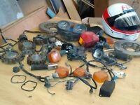 Honda Superdream Motor Bike Parts