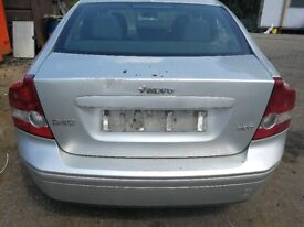 Volvo S40 2005 Silver - For parts only!