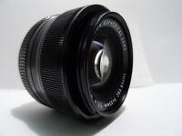 Fujifilm Fuji Fujinon XF 35mm F1.4 R Lens