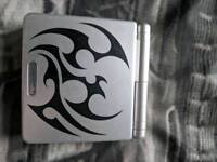 Limited edition gameboy sp