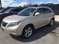 2012 Lexus RX 350 Premium package with 53290 km