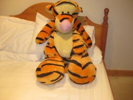 3ft Tigger the Tiger Soft Toy