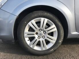 2008 (58 reg) Vauxhall Zafira 1.9 CDTi Design 5dr MPV 7 Seater Turbo Diesel 6 speed Manual