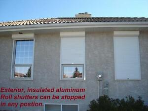 TOP QUALITY EURO WINDOWS & ROLL SHUTTERS
