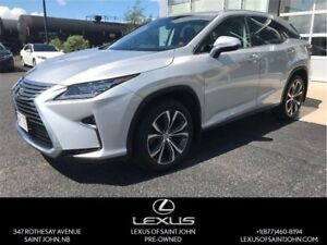 2016 Lexus RX 350 LUXURY PACKAGE