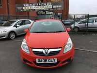 Vauxhall Corsa 1.2 i 16v Breeze 3dr ONE OWNER FROM NEW,2 KEYS