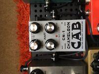AMT CN-1 Chameleon Cabinet emulator guitar pedal