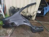 BMW E46 4 DOOR SALOON DRIVER SIDE REAR QUARTER PANEL NEW BREAKING BMW