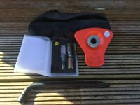 ALKO Secure Wheel Lock No22, complete kit