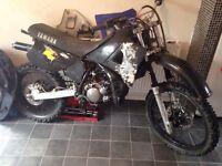 Yamaha dtr 125 still long mot but needs work
