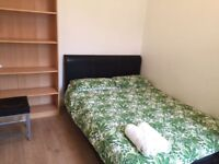 (170) Cozy and airy double room near Upton Park Station - @@@ No Fee @@@