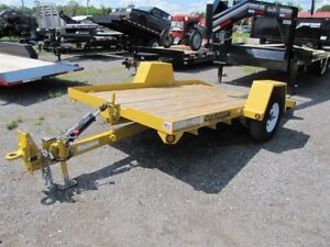 2017 CAM Superline 6x12 Equipment Trailer Order Yours Today!